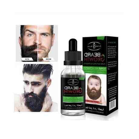 Comment faire pousser la barbe avec l'huile d'olive ?