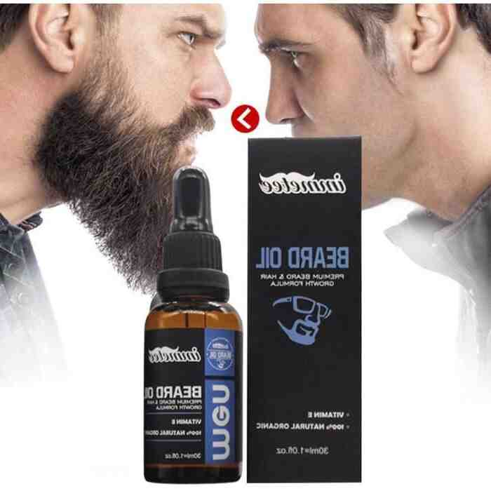 Comment se raser à blanc la barbe ?