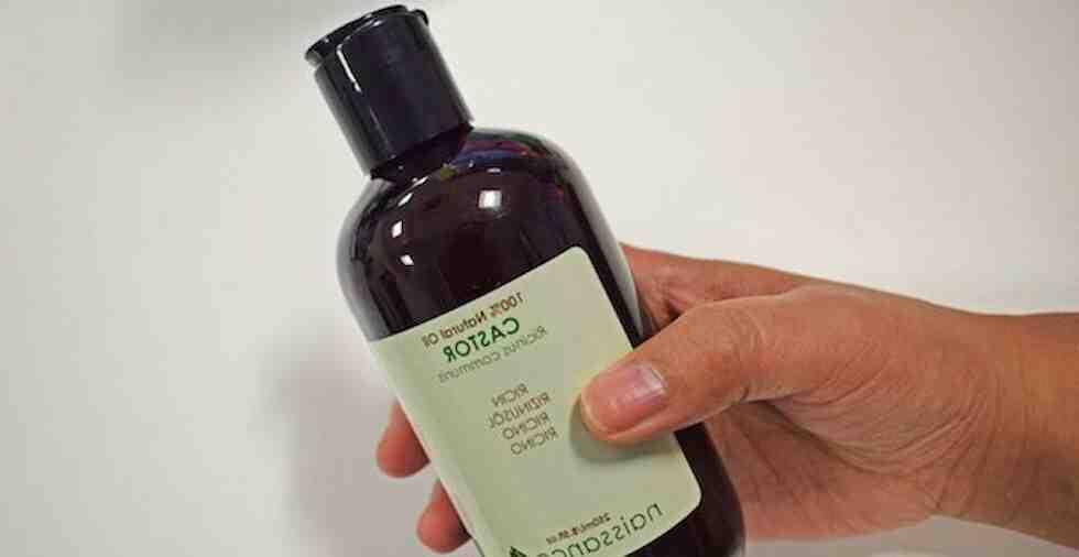 Est-ce que l'huile de ricin est bonne pour les cheveux ?