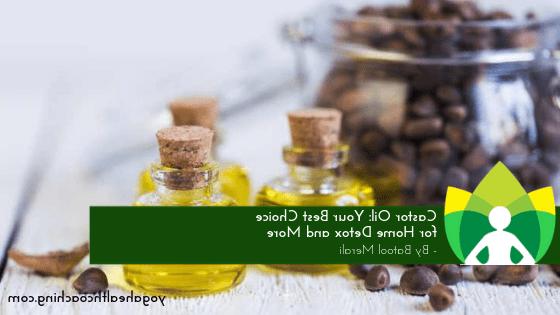 Où se fabrique l'huile de ricin ?